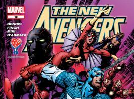 New Avengers (2004) #12