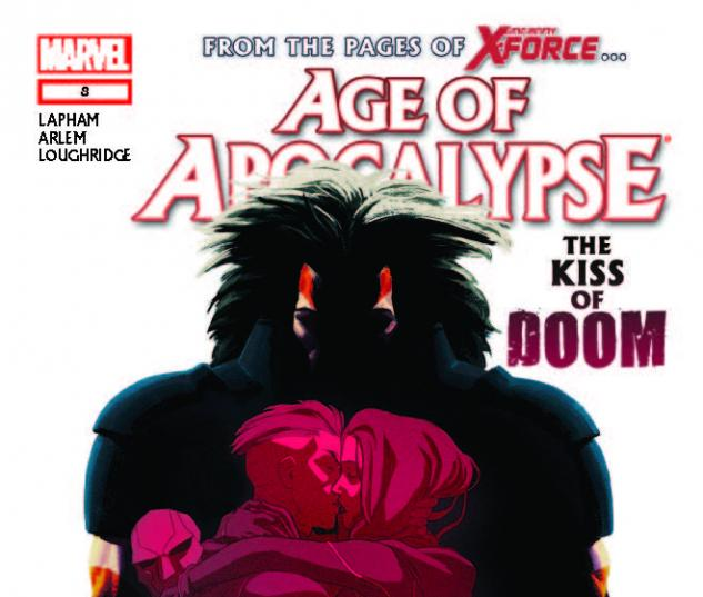 AGE OF APOCALYPSE 8