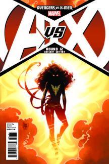 Avengers Vs. X-Men (2012) #12 (Kubert Variant)