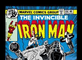 Iron Man (1968) #116 Cover