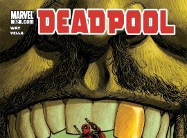 Deadpool (2008) #32 Cover