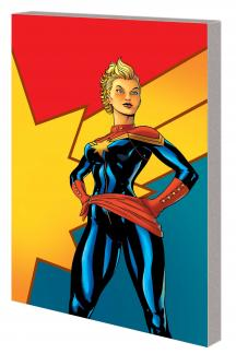 CAPTAIN MARVEL VOL. 1: IN PURSUIT OF FLIGHT TPB (MARVEL NOW) (Trade Paperback)