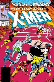 Uncanny X-Men #225