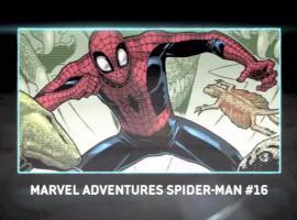 Marvel Comics Close-Up