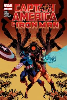 Captain America and... (2012) #635