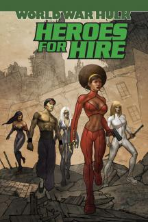 Heroes for Hire (2006) #14