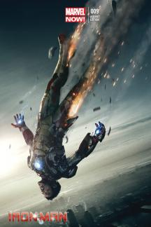 Iron Man #9  (Movie Variant)