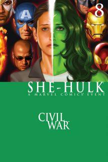 She-Hulk (2005) #8