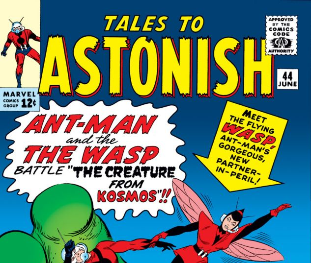 Tales to Astonish (1959) #44 Cover