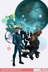 Dark Reign: Fantastic Four #3