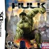 Incredible Hulk video game for Nintendo DS