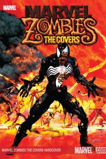 Marvel Zombies: The Covers (Hardcover)