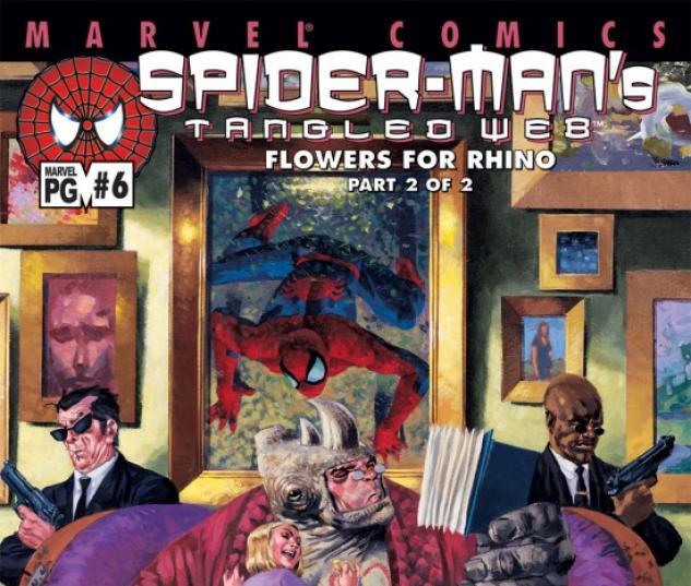 Spider-Man's Tangled Web (2001) #6