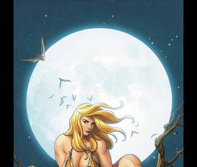 SHANNA, THE SHE-DEVIL (2002) #5 COVER