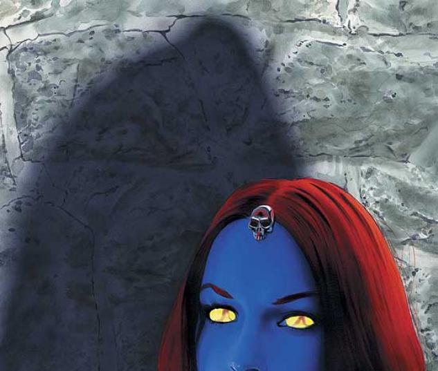 MYSTIQUE (2005) #20 COVER