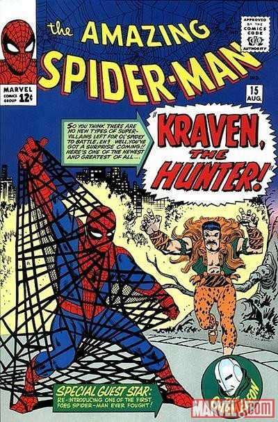 Image Featuring Spider-Man