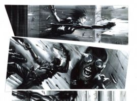 X-FORCE: SEX AND VIOLENCE #1 preview art by Gabriele Dell'Otto 7