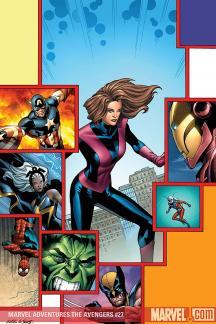 Marvel Adventures the Avengers #27
