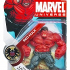 Red Hulk 3 3/4 Inch Marvel Universe Action Figure from Hasbro, Wave 4
