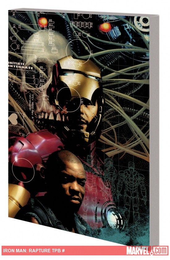 Iron Man: Rapture TPB
