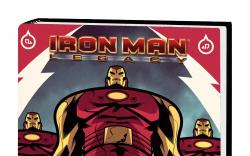 IRON MAN: INDUSTRIAL REVOLUTION PREMIERE HC