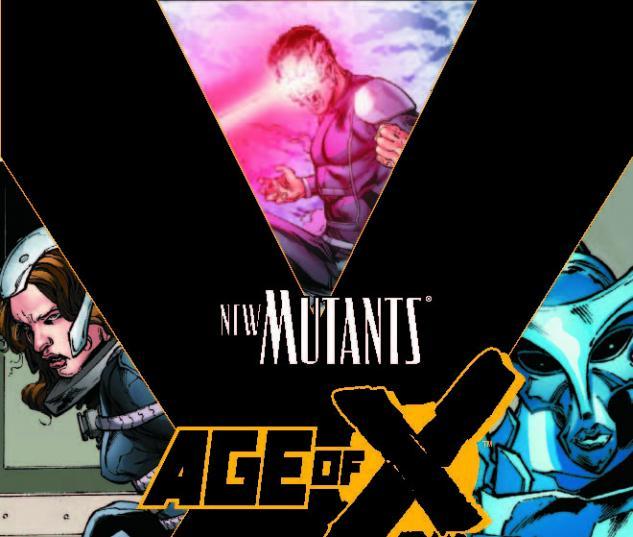 New Mutants (2010) #22, 2nd Printing Variant
