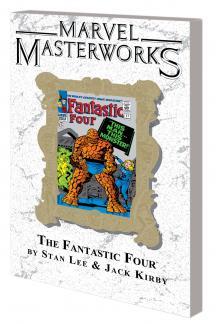 Marvel Masterworks: The Fantastic Four Vol. 6 Variant (DM Only) (Trade Paperback)