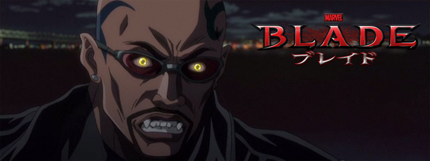 Blade Anime