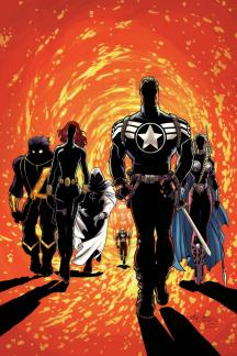 Secret Avengers (2010) #19 (Mc 50th Anniversary Variant)