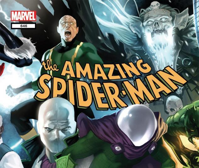 Amazing Spider-Man (1999) #646