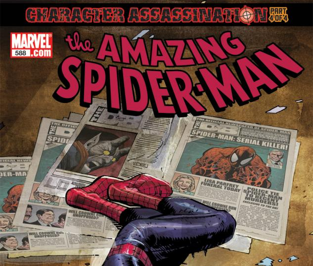 Amazing Spider-Man (1999) #588