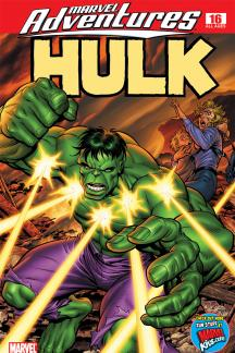 Marvel Adventures Hulk (2007) #16