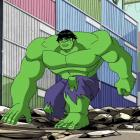 Hulk in Avengers: Earth's Mightiest Heroes!