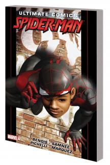 Ultimate Comics Spider-Man (Issues 7-12) (Trade Paperback)