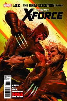 Uncanny X-Force (2010) #32