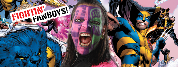 Fightin' Fanboys: Jeff Hardy