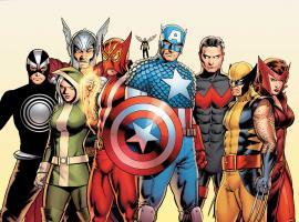 Uncanny Avengers #5 cover by John Cassaday