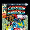 Captain America (1968) #268 Cover