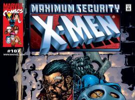 X-Men (1991) #107 Cover