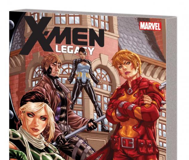 X-MEN LEGACY: BACK TO SCHOOL TPB (COMBO)