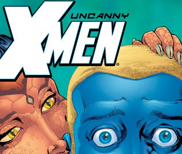 Uncanny X-Men (1963) #399 Cover