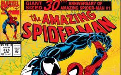 Amazing Spider-Man (1963) #375 Cover