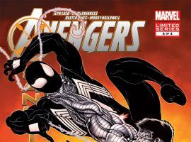 Avengers: X-Sanction (2011) #4 Cover