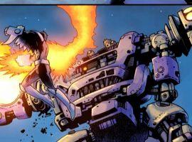 Marvel AR: Dennis Hopeless's Writing Process