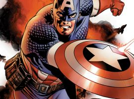 Follow the History of Captain America Pt. 34
