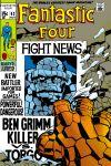 Fantastic Four (1961) #92 Cover