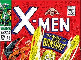 Uncanny X-Men (1963) #28 Cover