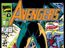 Avengers (1963) #315 Cover