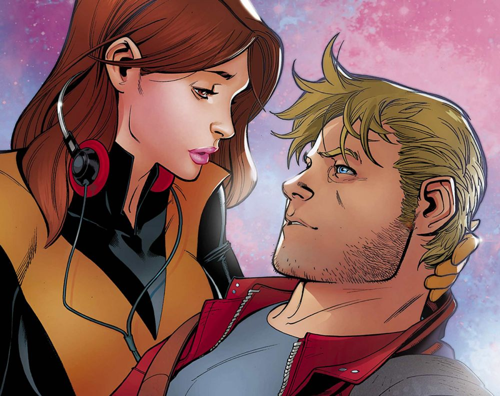 Exclusive First Look: Legendary Star-Lord #7