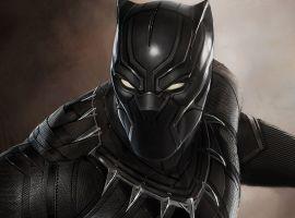 Black panther superhero movie - photo#28